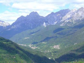 Val Pesarina