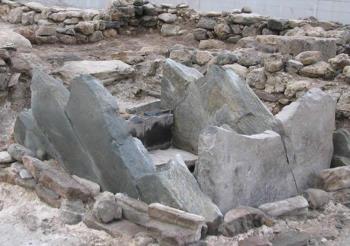 Scavi archeologigi San Martino