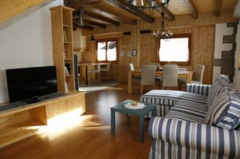 Apartment for relaxing holidays in Carnia