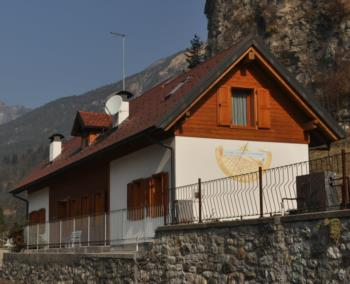 Casa Sessander, apartment for summer and winter holidays in the Friulian Dolomites